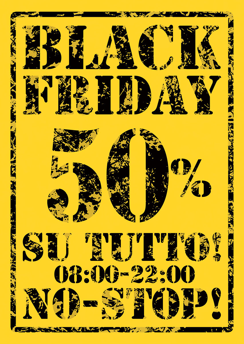 "Campagna ""Black Friday"""
