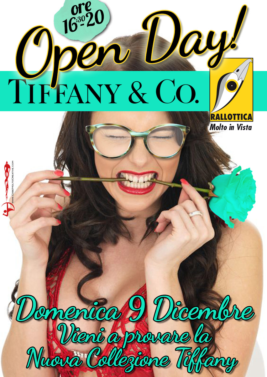 "Campagna ""Tiffany Open Day!"""